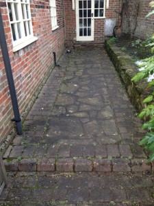 york stone and block paving